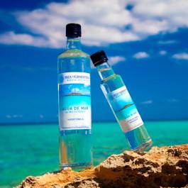 Aigua de Mar purificada 750ml