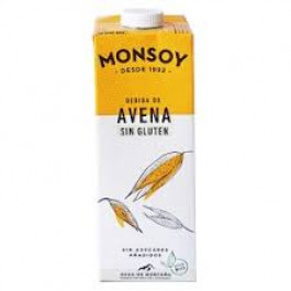 Beguda de Civada ECO Monsoy