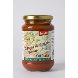 Sofregit de Tomata Biodinàmic. 350 gr
