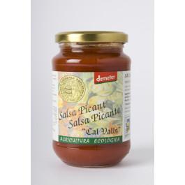 Salsa tomata amb Alfabrega Biodinàmica. 350 gr