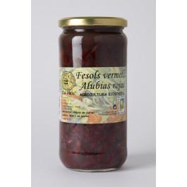Fesols Vermells cuits ECO. 450 gr