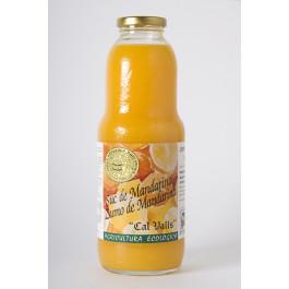 Suc de Mandarina ECO. Unitat