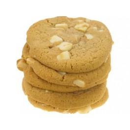 Cookies eco amb xips de xocolata blanca