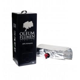 Oleum Flumen Premium. Bag in Box