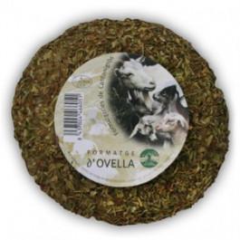 Formatge semicurat d'Ovella amb herbes provençals 450g
