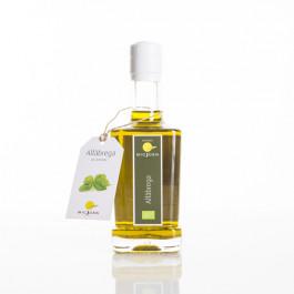 Oli Aromàtic d'Alfàbrega verge extra d'oliva 250ml