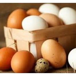 Ous de pagès de gallines feliçes 4u.