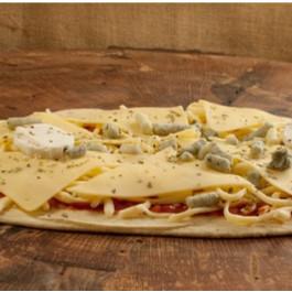 Pizza 4 formatges ECO