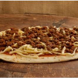 Pizza bolognesa vegetal ECO. 2 Unitats