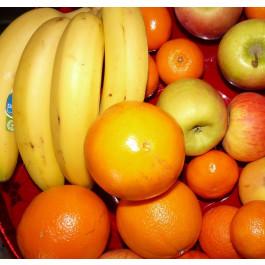 Safata de fruita ECO de temporada 2,5 Kg