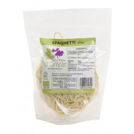 Spaghetti d'espinac. 2 Unitats