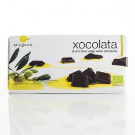Xocolata amb oli d'oliva